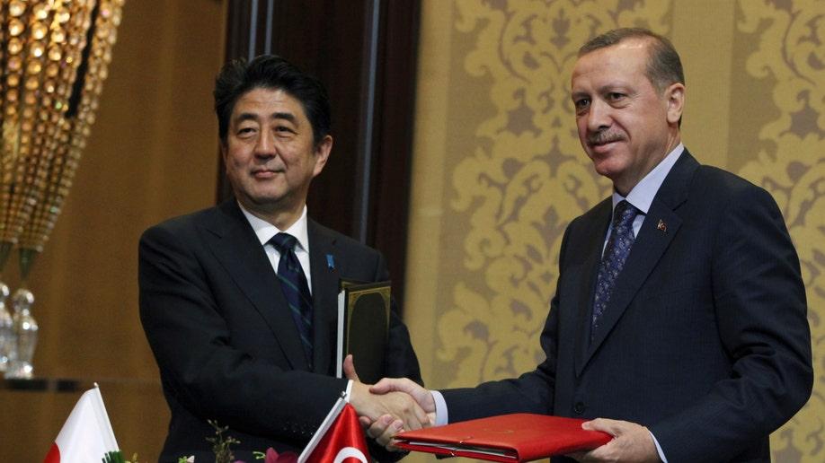 Turkey Japan