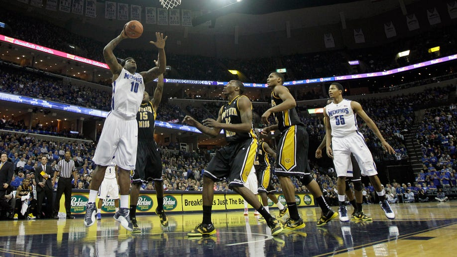 Southern Mississippi Memphis Basketball