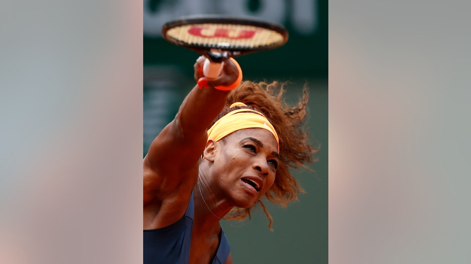 ce56a427-France Tennis French Open