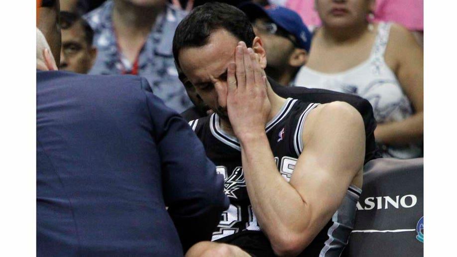 24b1c3cb-Spurs Suns Basketball