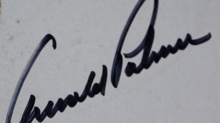 Masters Signatures Golf