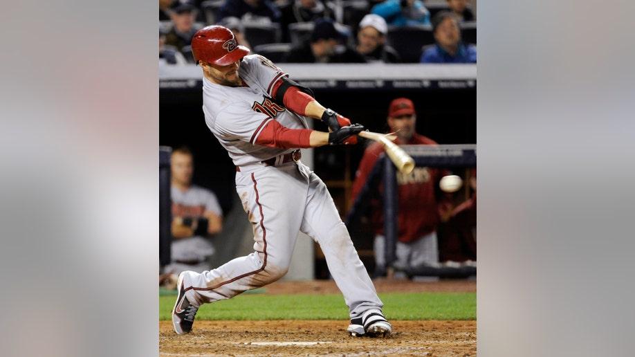 34e00451-Diamondbacks Yankees Baseball