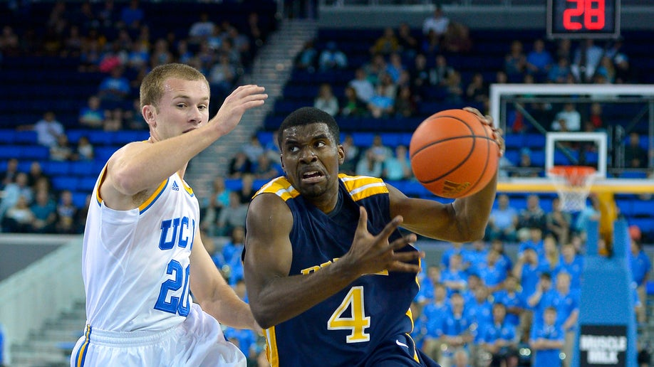 Drexel UCLA Basketball