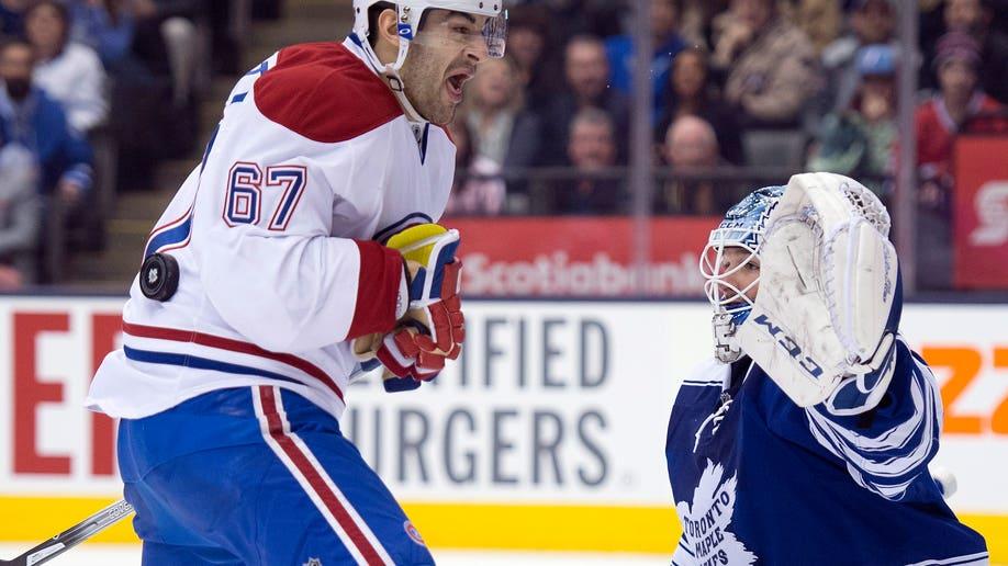 455f7dc7-Canadiens Maple Leafs Hockey