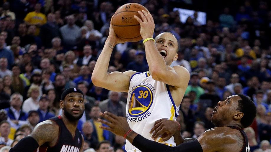 Heat Warriors Basketball