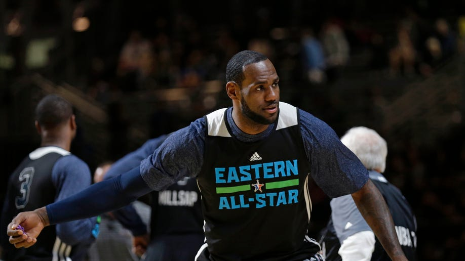 At All-Star weekend, NBA players preach patience with ...