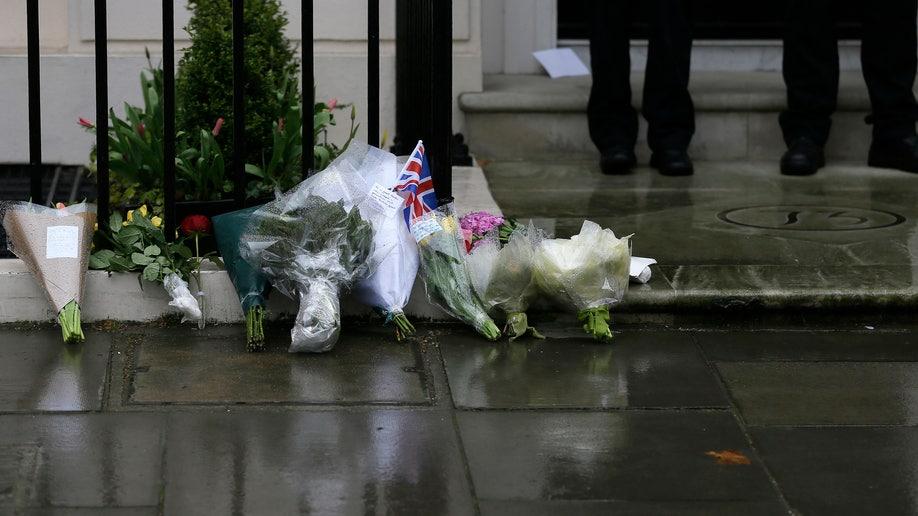 Britain Thatcher