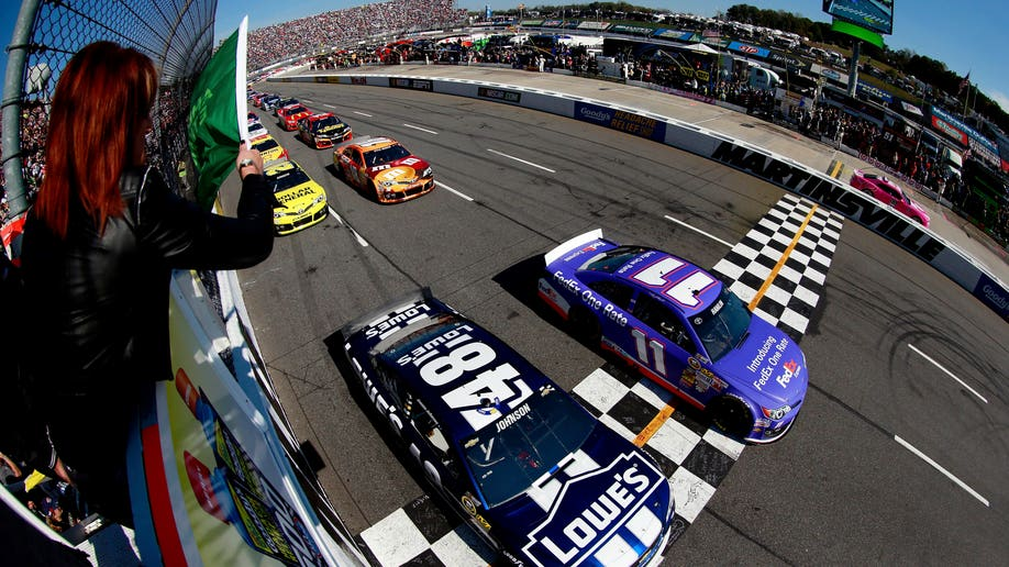 288d22ae-NASCAR Martinsville Auto Racing
