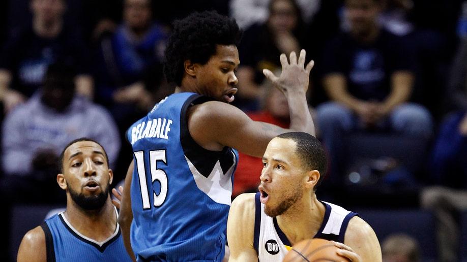 d205f655-Timberwolves Grizzlies Basketball