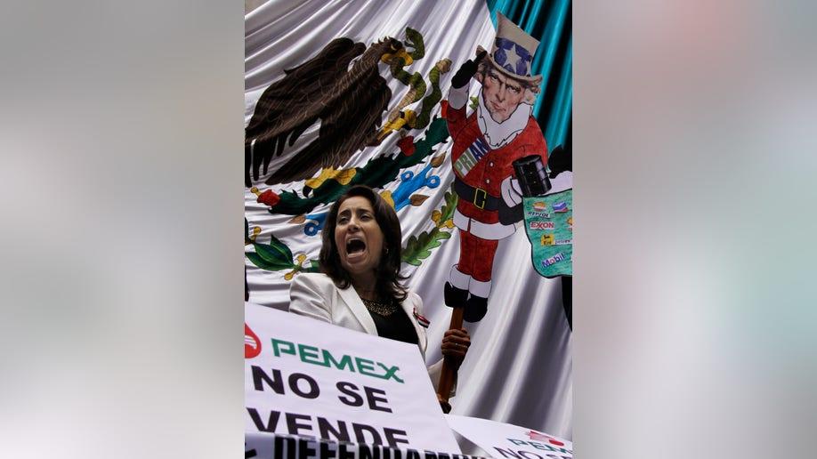 Mexico Presidentu2019s Reforms