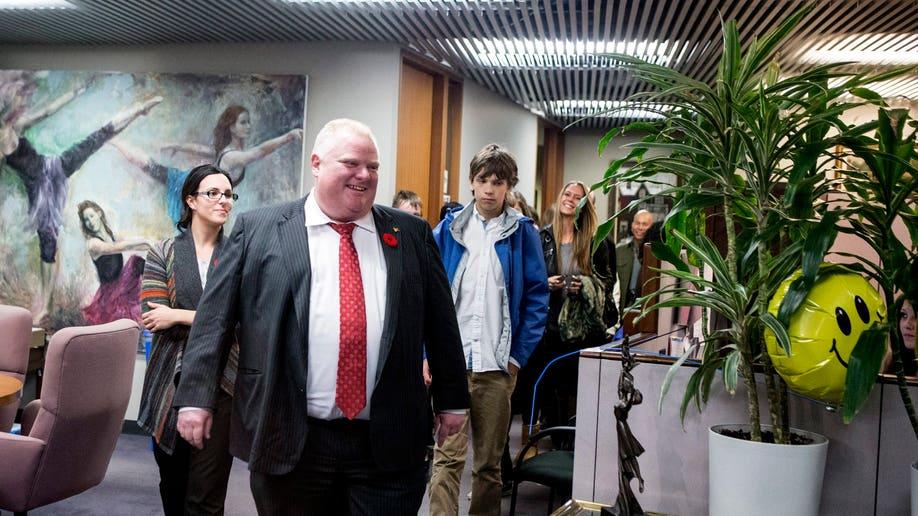 b448d79c-Canada Toronto Mayor