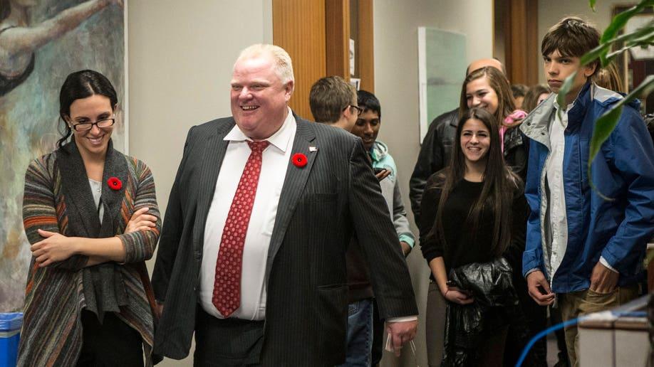 aa17bfe1-Canada Toronto Mayor