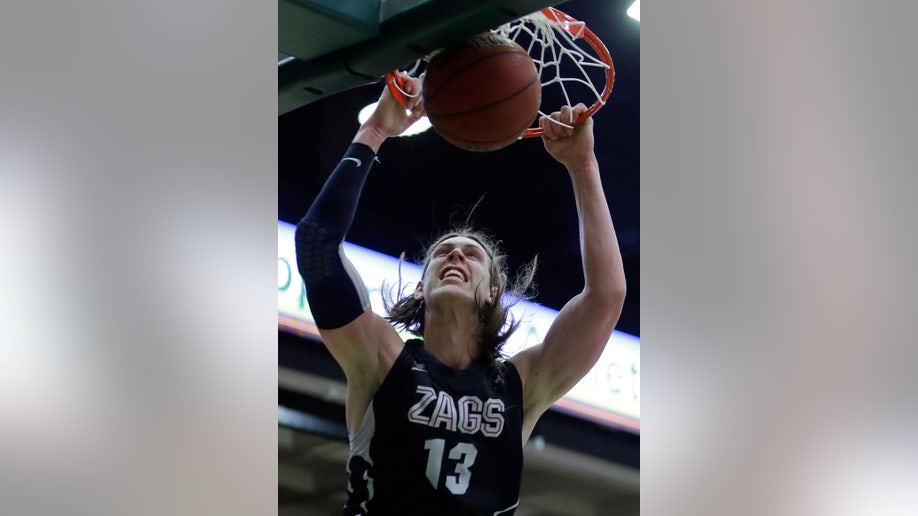 Gonzaga USF Basketball