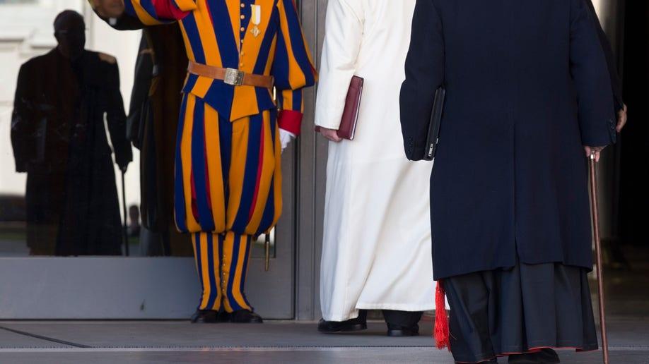 0a5a504e-Vatican Pope Family