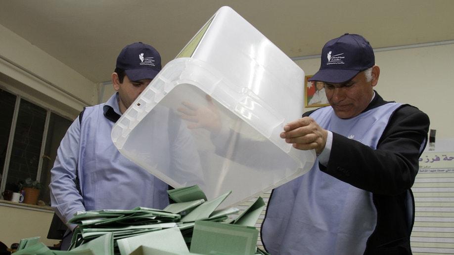 Jordan Election