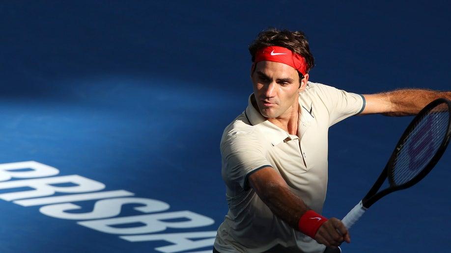 Australia Brisbane International Tennis