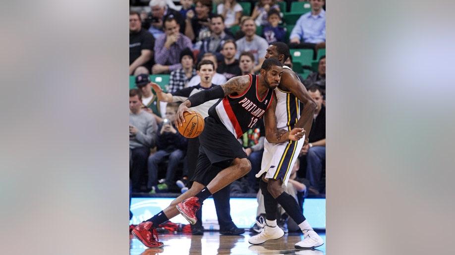 85b271de-Trail Blazers Jazz Basketball
