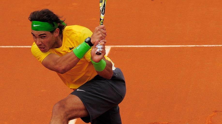 2b70f079-Spain Barcelona Open Tennis