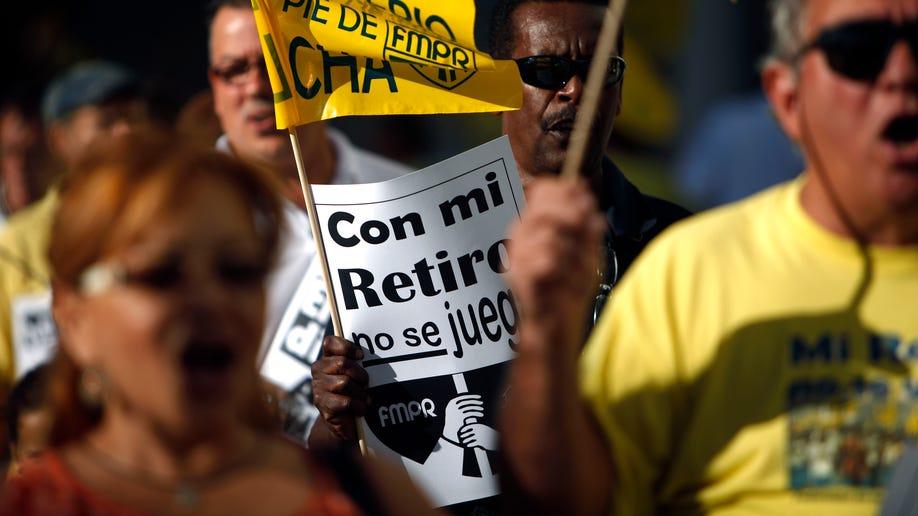 Puerto Rico Pension Crisis
