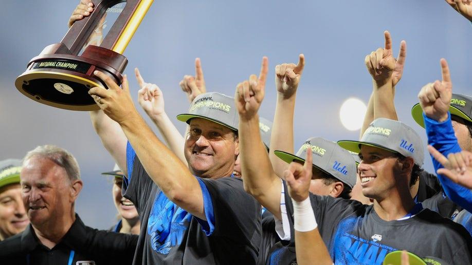 UCLA Defending Champ Baseball