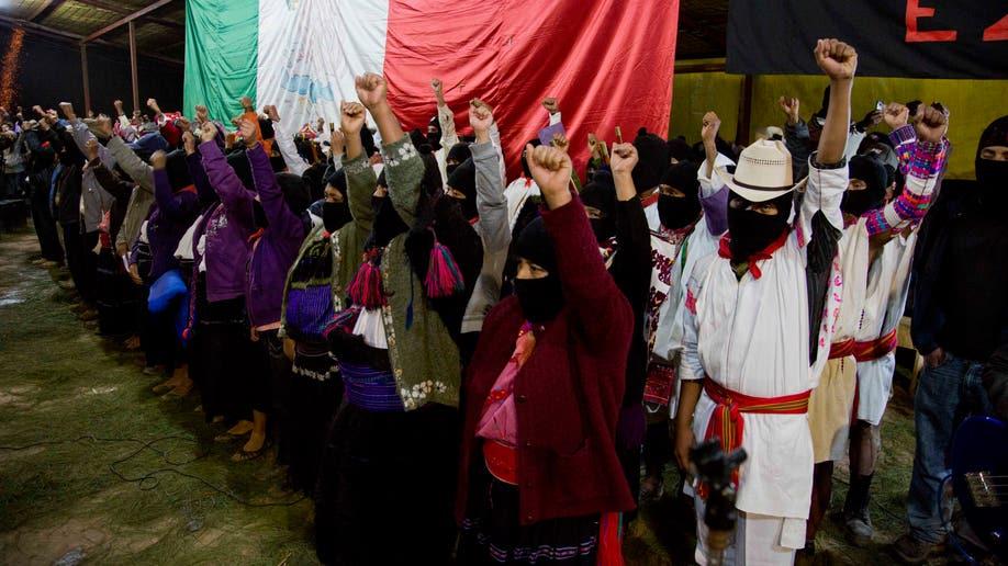 Mexico Zapatistas at 20