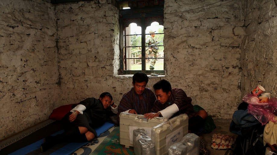 3e49e909-Bhutan Election