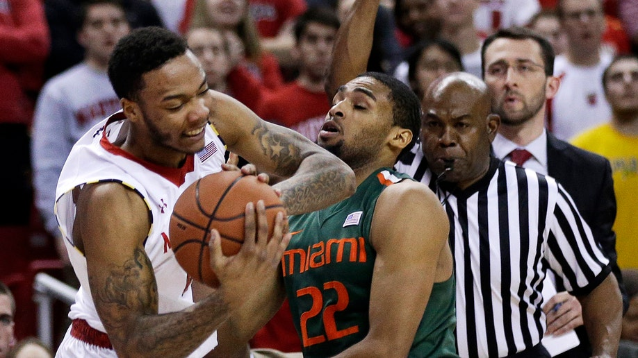 Miami Maryland Basketball