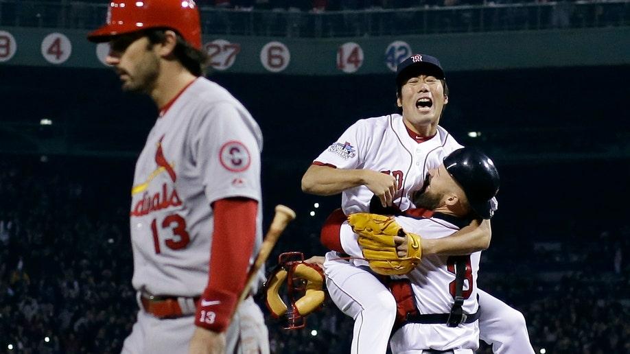 dadfb5c1-APTOPIX World Series Cardinals Red Sox Baseball