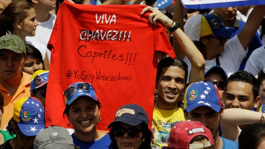 Venezuela Disaffected Chavistas
