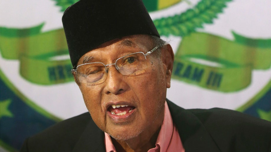 Philippines Sultan Dies