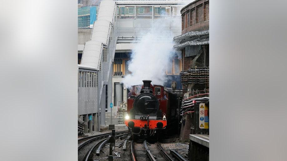 e0409361-Britain Oldest Subway
