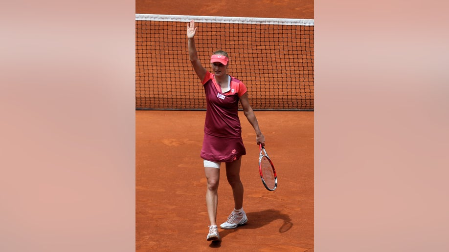 f6d32347-Spain Madrid Open Tennis