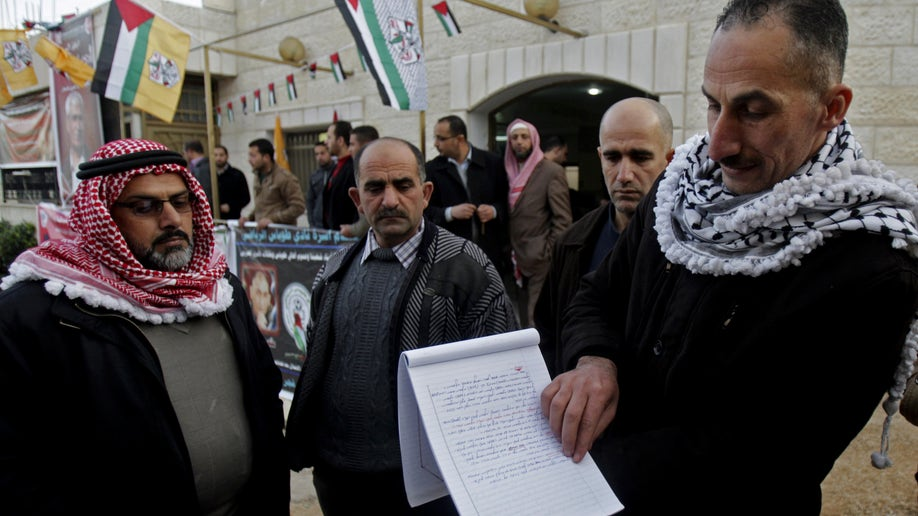 Mideast Palestinians Prison University