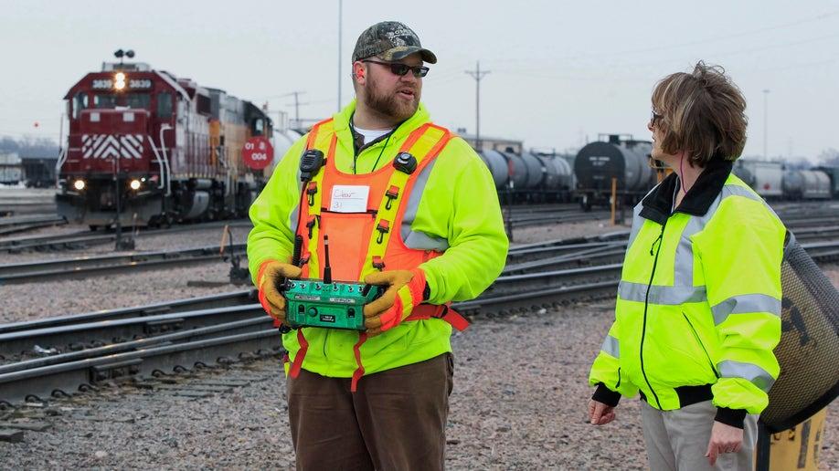 Railroad Veterans