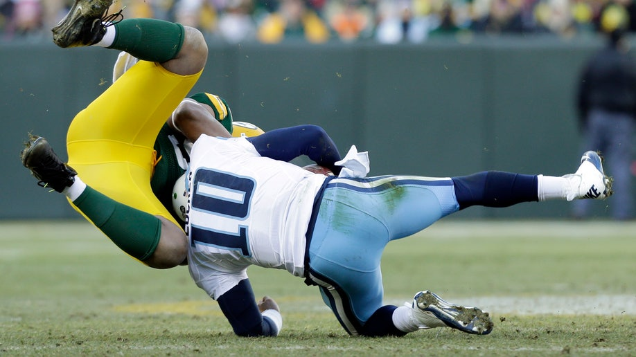 6fa4a5ff-Titans Packers Football