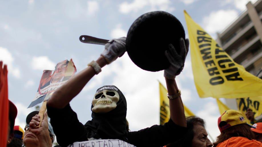 cb411504-Venezuela Protest