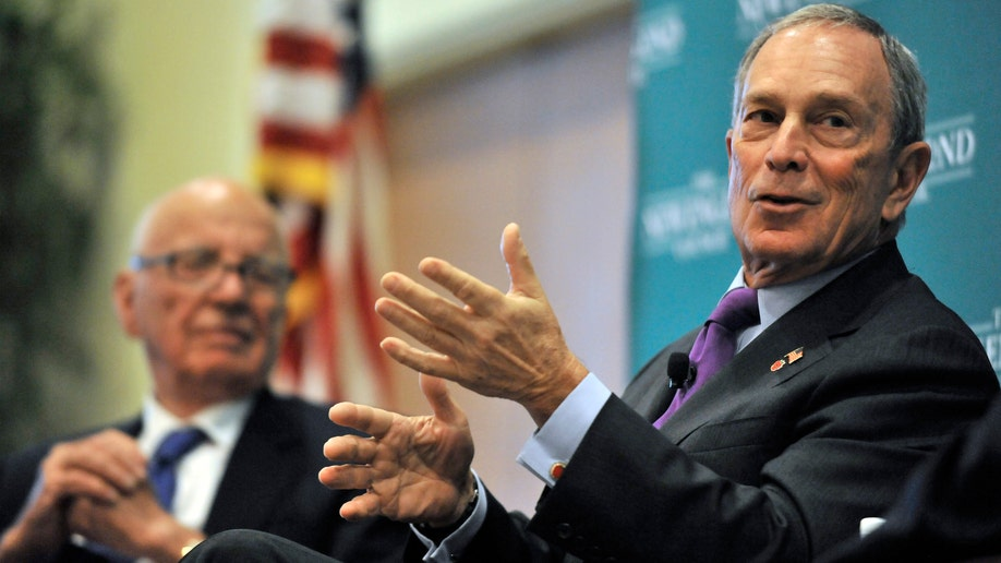 Bloomberg, Republicans Join Obama Backers In Support Of