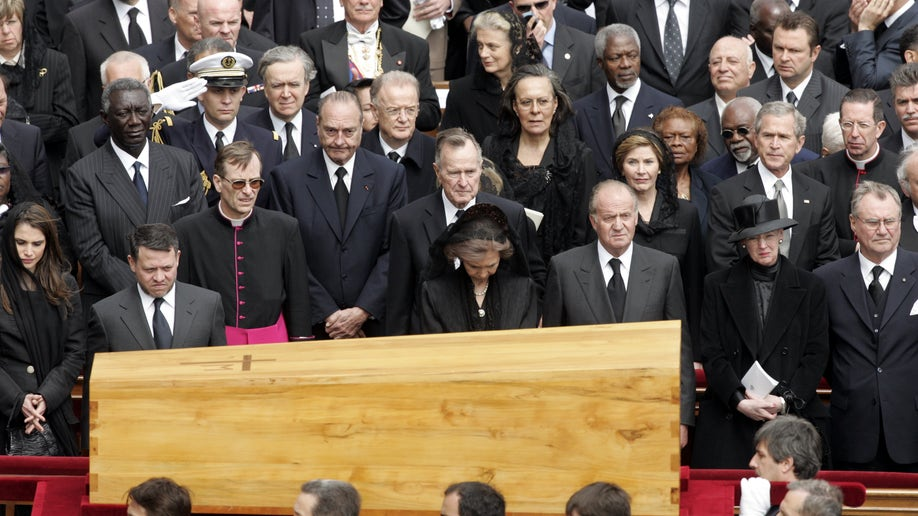 Mandela Notable Funerals