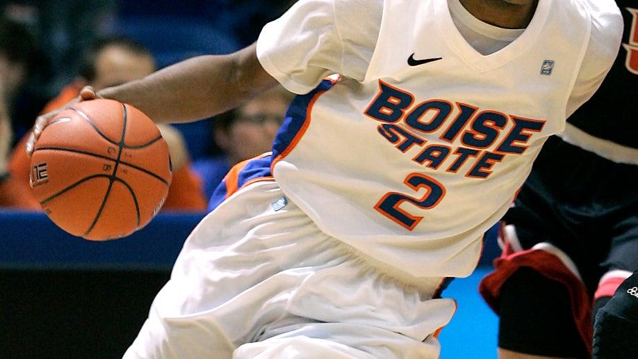UNLV Boise St Basketball
