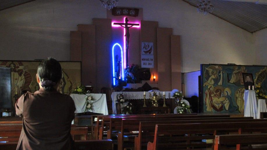 Vietnam Repressed Christians