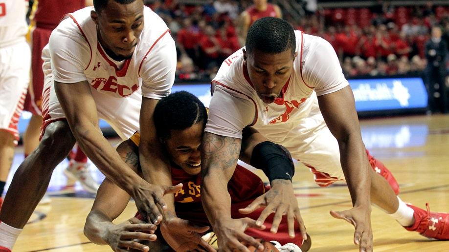 Iowa St Texas Tech Basketball