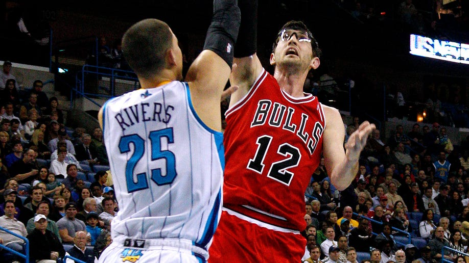 Bulls Hornets Basketball