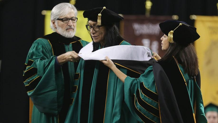 Rodriguez Honorary Degree