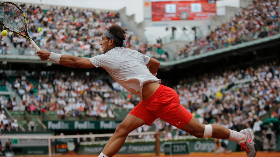 e13306c2-France Tennis French Open