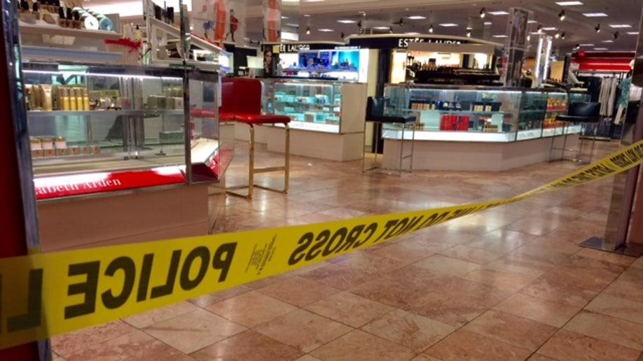 Mall Stabbings