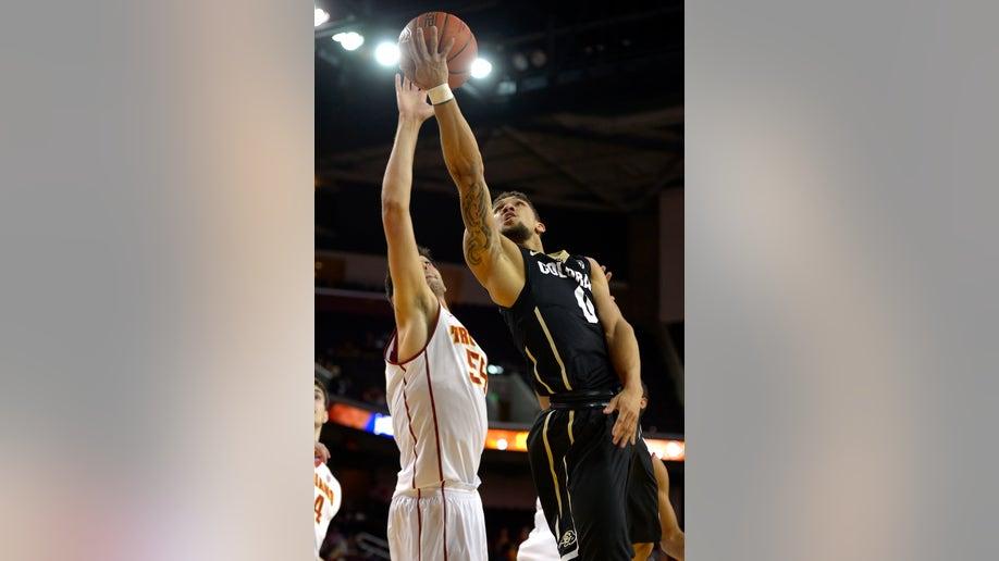 Colorado USC Basketball