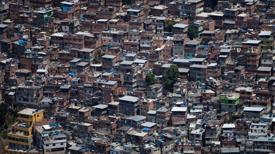 Brazil Pricey Slums