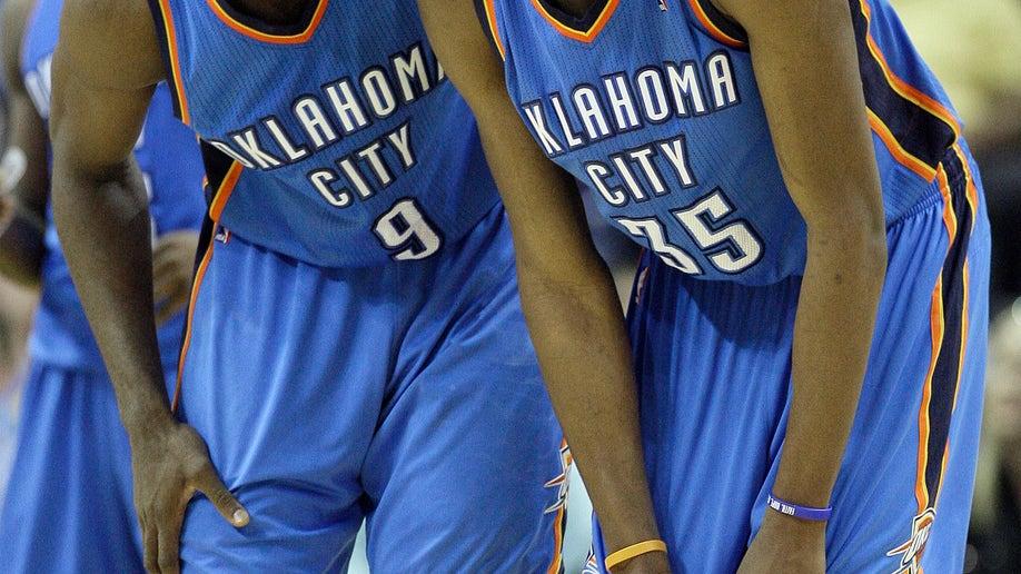 72531192-Thunder Grizzlies Basketball