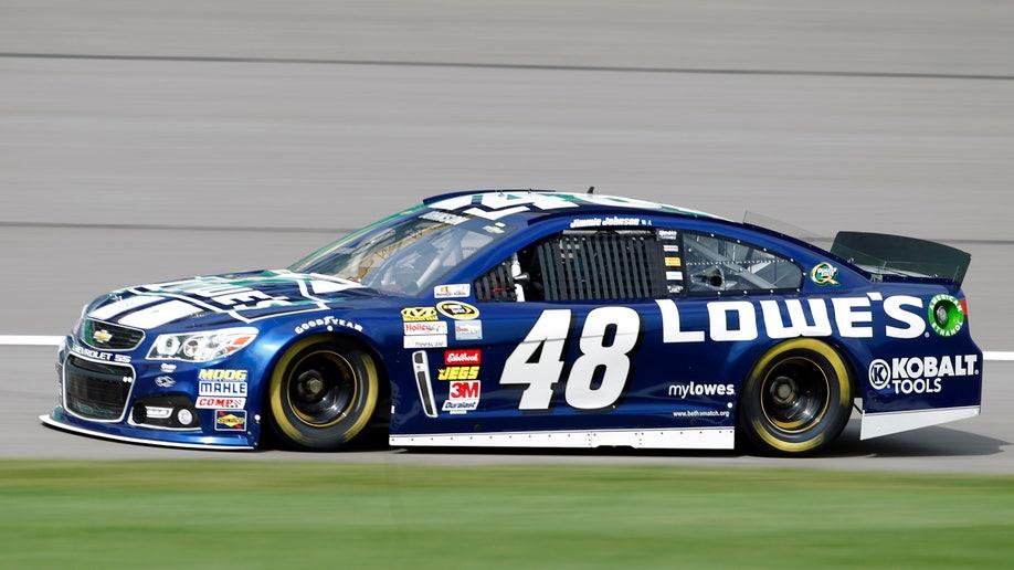 7fea6780-NASCAR Kansas Auto Racing