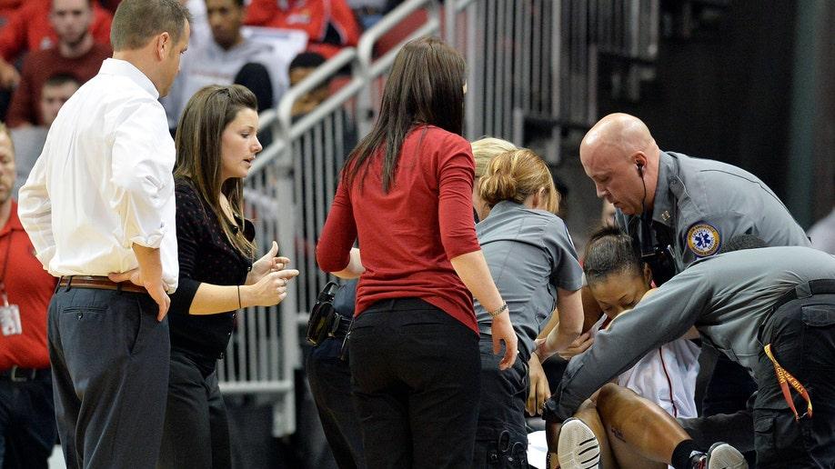 Missouri St Louisville Basketball